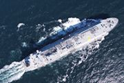 Capital Gas Ship Management Takes Delivery of LNG Carrier 'Attalos'