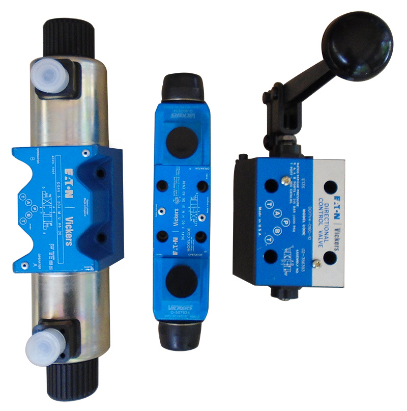 EATON VICKERS SOLENOID AND CONTROL VALVES